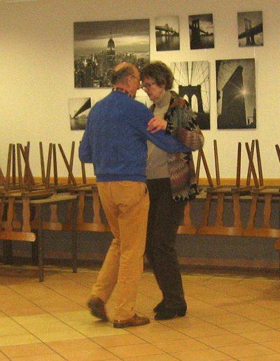 Tanzkurs für Anfänger Blocks Huus, Januar 2020